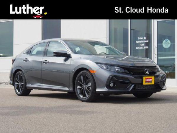 2020 Honda Civic in Wait Park, MN