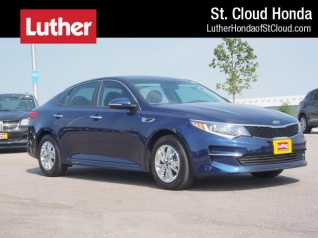 Used 2018 Kia Optima LX For Sale In Wait Park, MN