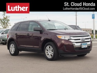 Used  Ford Edge Se Fwd For Sale In Wait Park Mn