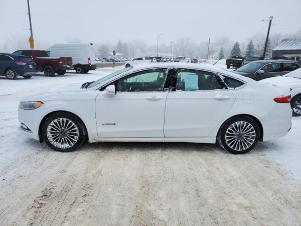 2017 Ford Fusion in Rugby, ND