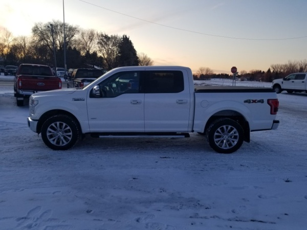 2016 Ford F-150 in Rugby, ND