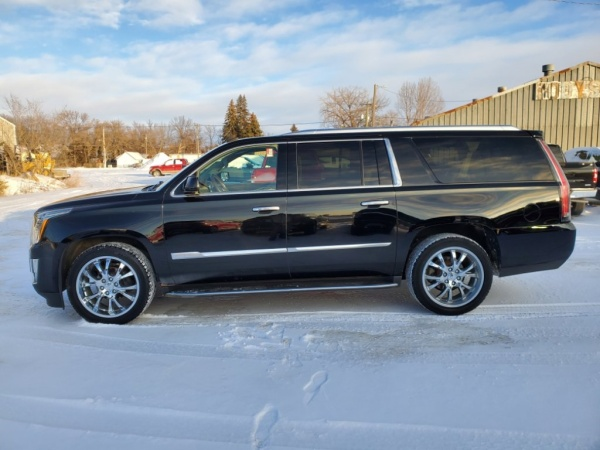 2015 Cadillac Escalade in Rugby, ND