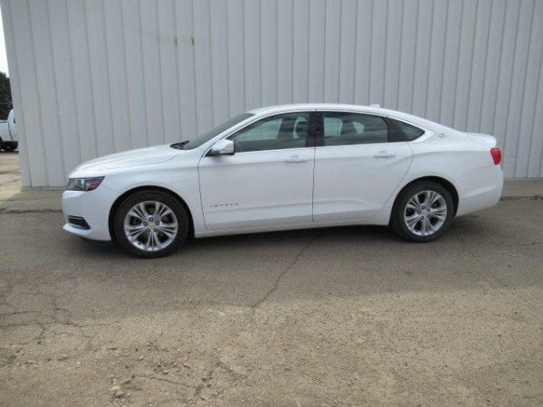 2014 Chevrolet Impala in Rugby, ND