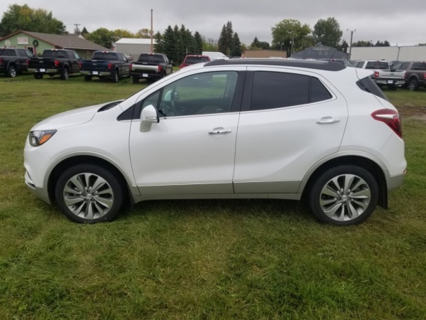 2017 Buick Encore in Rugby, ND