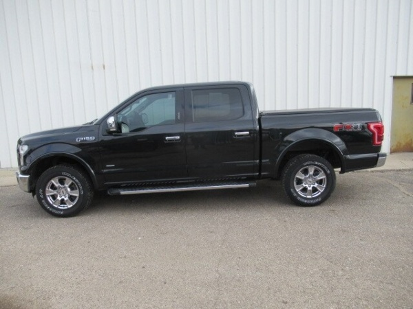 2015 Ford F-150 in Rugby, ND