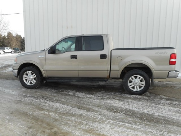 2004 Ford F-150 in Rugby, ND