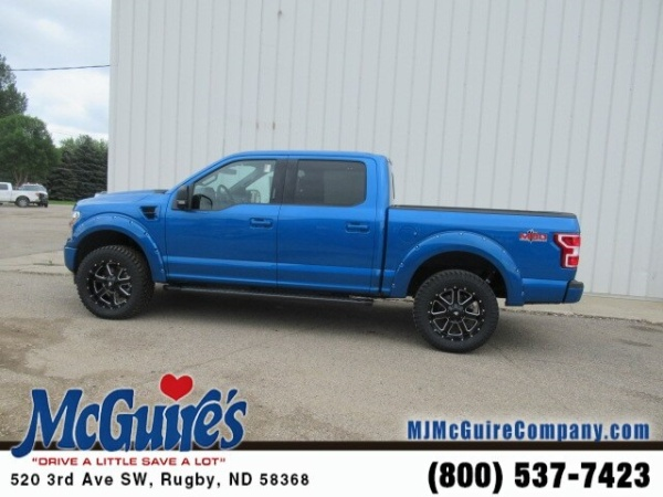 2019 Ford F-150 in Rugby, ND
