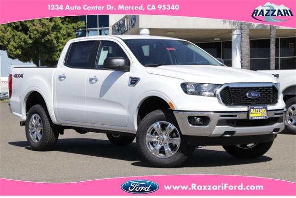 2020 Ford Ranger in Merced, CA