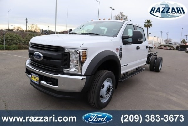 2019 Ford Super Duty F-450 Chassis Cab in Merced, CA