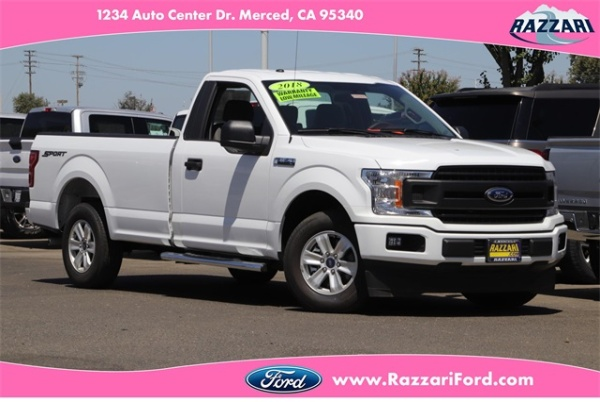 2018 Ford F-150 in Merced, CA