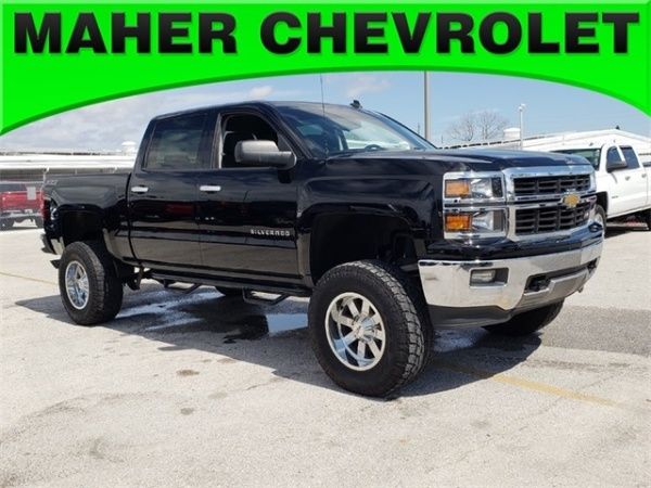 2014 Chevrolet Silverado 1500 in Saint Petersburg, FL