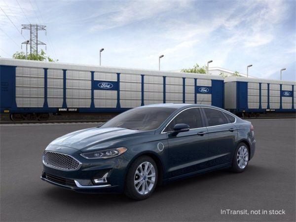 2020 Ford Fusion Energi