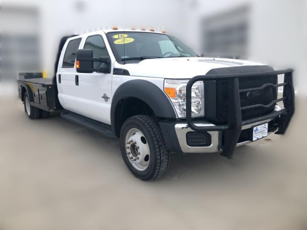 2016 Ford Super Duty F-550 in Devils Lake, ND
