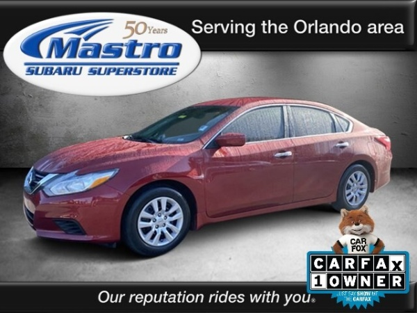 2017 Nissan Altima in Sanford, FL