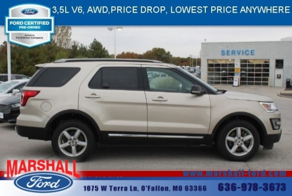 2017 Ford Explorer in O'Fallon, MO