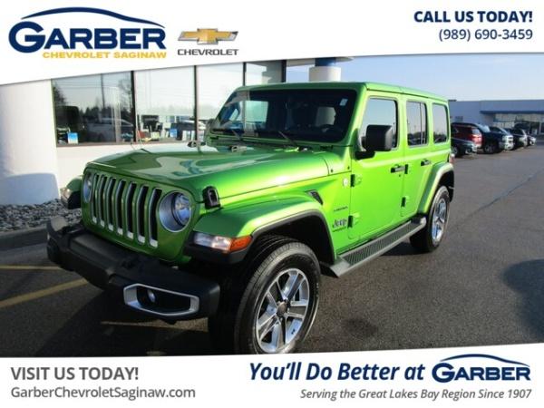 2019 Jeep Wrangler in Saginaw, MI