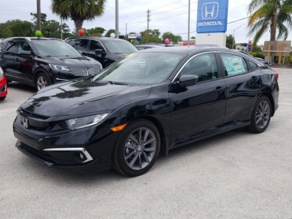 2019 Honda Civic in Pinellas Park, FL