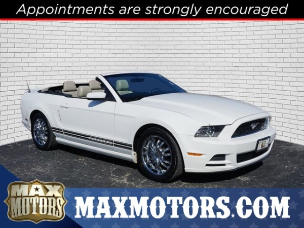 2013 Ford Mustang in Nevada, MO