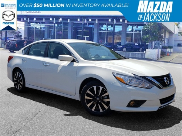 2018 Nissan Altima in Jackson, MS