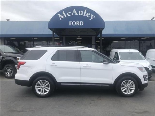 2016 Ford Explorer in Patterson, CA
