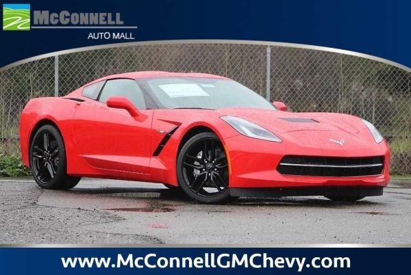 2019 Chevrolet Corvette in Healdsburg, CA