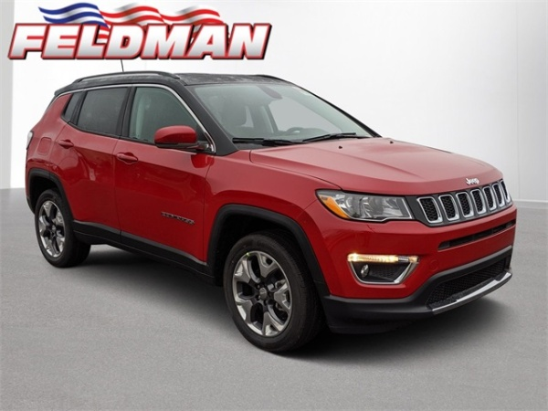 2020 Jeep Compass in Woodhaven, MI