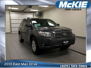 Used 2010 Toyota Highlander SE V6 4WD For Sale In Rapid City, SD