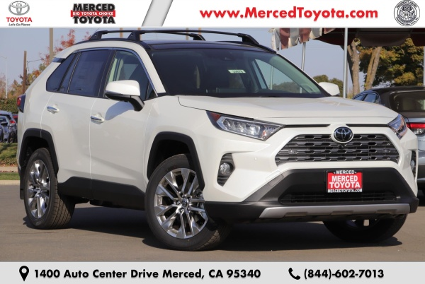 2020 Toyota RAV4 in Merced, CA