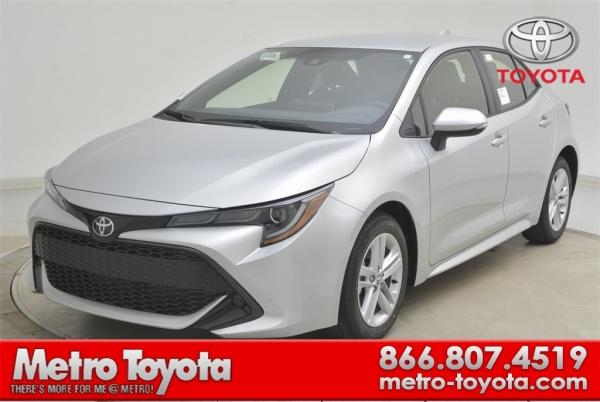 2020 Toyota Corolla Hatchback in Kalamazoo, MI