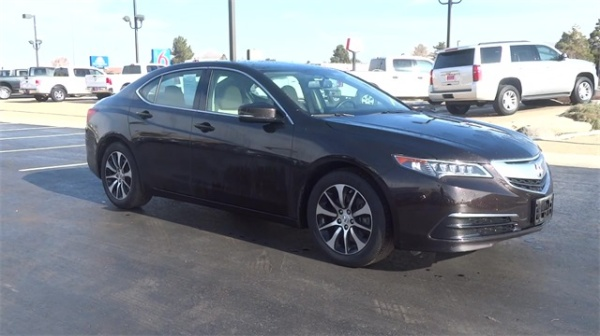 2015 Acura TLX FWD
