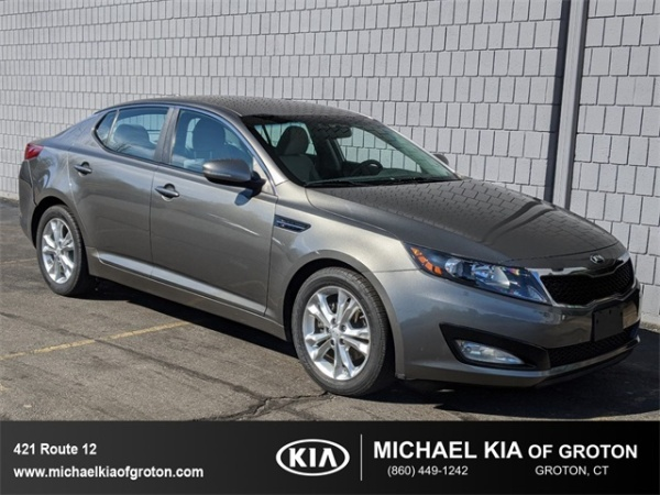 2013 Kia Optima in Groton, CT
