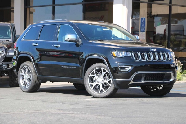 2020 Jeep Grand Cherokee in Richmond, CA