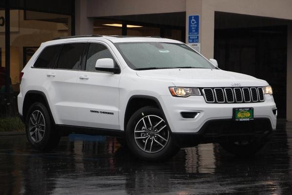 2020 Jeep Grand Cherokee in Richmond, CA