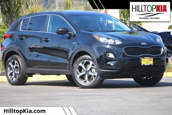 2020 Kia Sportage in Richmond, CA