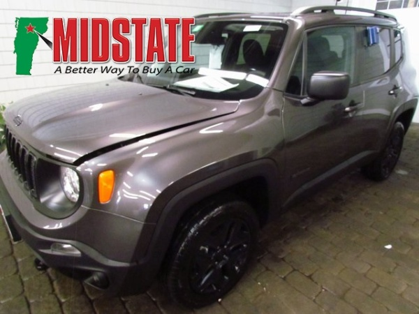 2019 Jeep Renegade in Barre, VT