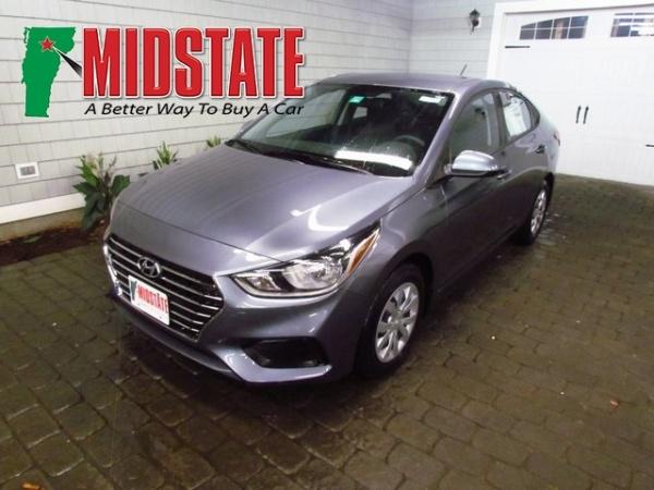2020 Hyundai Accent in Barre, VT