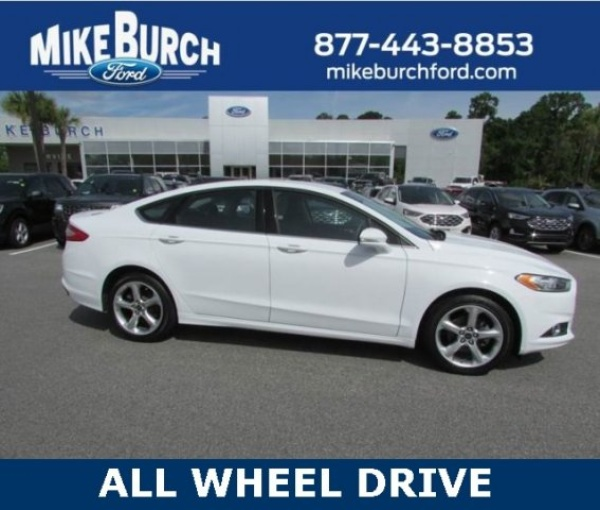 2016 Ford Fusion Se Awd For Sale In Blackshear Ga Truecar