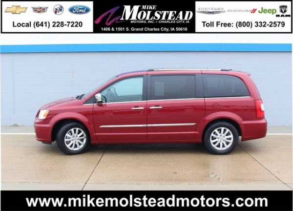 used chrysler town country for sale in new hampton ia u s news world report. Black Bedroom Furniture Sets. Home Design Ideas
