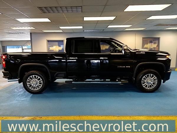 2020 Chevrolet Silverado 2500HD in Decatur, IL