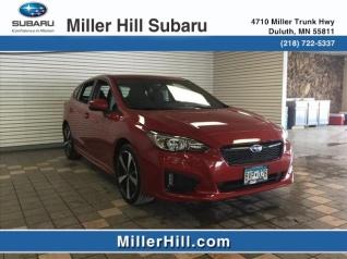 Miller Hill Subaru >> Used Subaru Hatchbacks For Sale In Duluth Mn Truecar