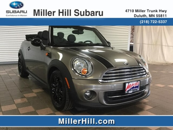 2014 MINI Convertible in Hermantown, MN