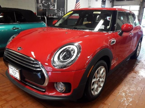 2019 MINI Clubman Cooper ALL4