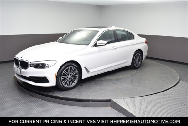 2019 BMW 5 Series in Omaha, NE