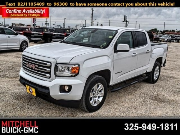 2018 GMC Canyon in San Angelo, TX
