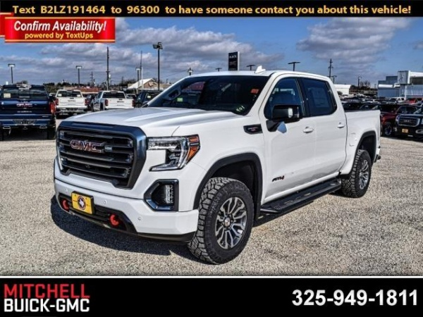 2020 GMC Sierra 1500 in San Angelo, TX