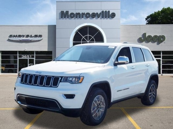 2020 Jeep Grand Cherokee in Monroeville, PA
