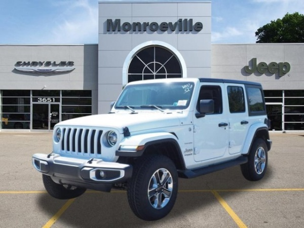 2020 Jeep Wrangler in Monroeville, PA