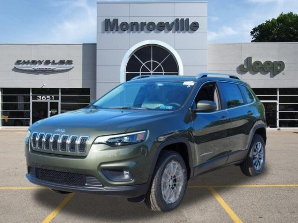 2019 Jeep Cherokee in Monroeville, PA