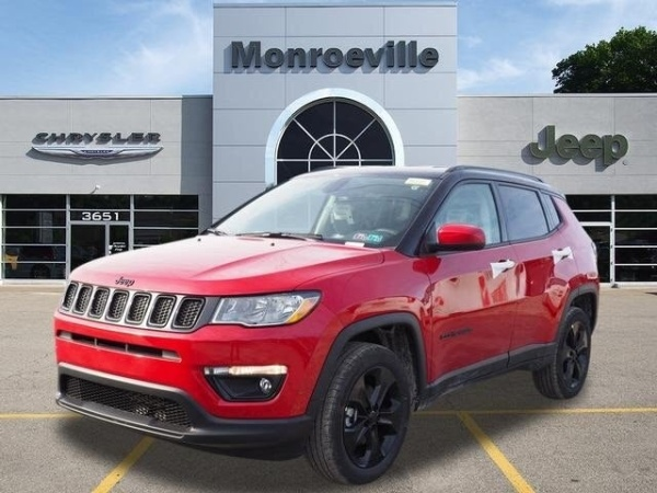 2020 Jeep Compass in Monroeville, PA