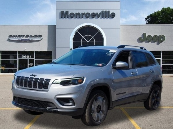 2020 Jeep Cherokee in Monroeville, PA
